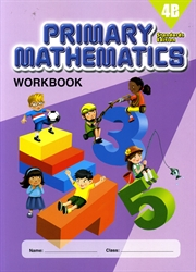 Primary Mathematics 4B - Workbook