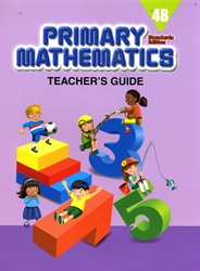 Primary Mathematics 4B - Teacher's Guide