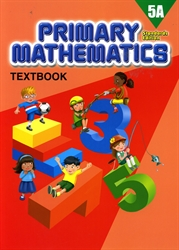 Primary Mathematics 5A - Textbook