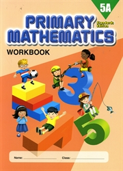 Primary Mathematics 5A - Workbook