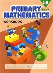 Primary Mathematics 5B - Workbook