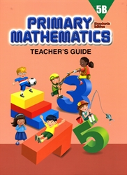 Primary Mathematics 5B - Teacher's Guide