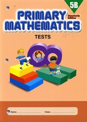 Primary Mathematics 5B - Tests