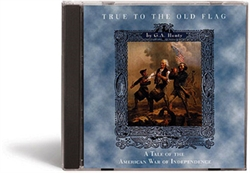 True to the Old Flag - MP3 CD