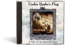 Under Drake's Flag - MP3 CD