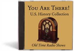 You Are There! U. S. History Collection - MP3 CD
