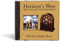 Horizon's West - MP3 CD