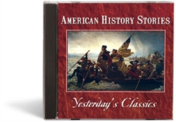 American History Stories - MP3 CD
