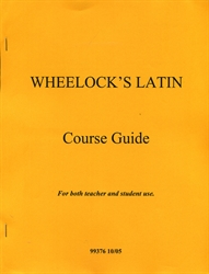 Wheelock's Latin - Course Guide