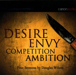 Desire, Envy, Competition, Ambition - CD