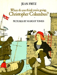 Where Do You Think You Are Going, Christopher Columbus?