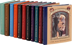 Series of Unfortunate Events - complete set