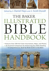 Baker Illustrated Bible Handbook - Exodus Books