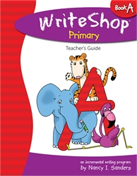 WriteShop Primary Book A - Teacher's Guide