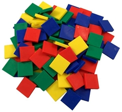Color Tiles - Set of 100