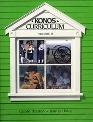 KONOS Curriculum Volume II