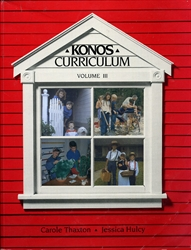 KONOS Curriculum Volume III