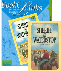 Sheriff at Waterstop - BookLinks Teaching Guide and Book Set