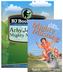Arby Jenkins, Mighty Mustang - BookLinks Teaching Guide and Book Set