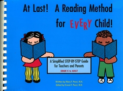 At Last! A Reading Method for Every Child!