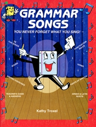 Grammar Songs - Book