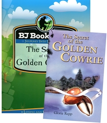 Secret of the Golden Cowrie - BookLinks Teaching Guide and Book Set