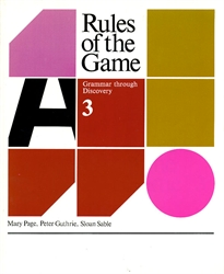 Rules of the Game 3