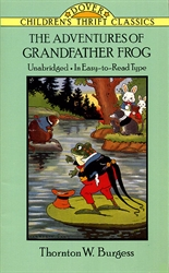 Adventures of Grandfather Frog