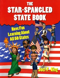Star-Spangled State Book with Workbook CD-Rom