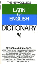 New College Latin & English Dictionary