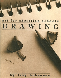 Art - Student Worktext: Drawing