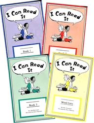 I Can Read It - 4-volume set