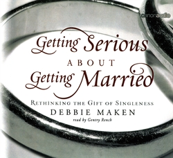 Getting Serious About Getting Married - Audio CD