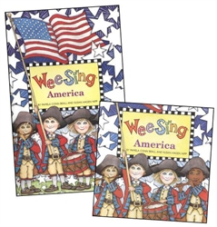 Wee Sing America - Book and CD