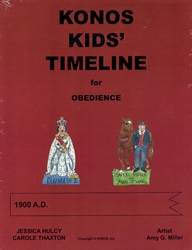 Konos Kids' Timeline for Obedience