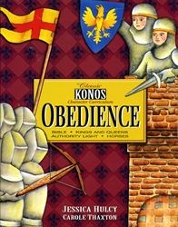 Classic Konos Character Curriculum - Obedience