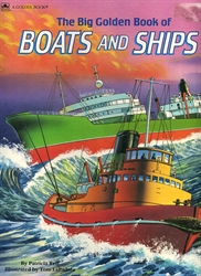 Big Golden Book of Boats and Ships
