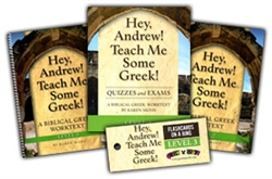 "Hey, Andrew! Teach Me Some Greek! 3 - ""Full Set"""