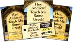 "Hey, Andrew! Teach Me Some Greek! 4 - ""Full Set"""