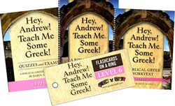 "Hey, Andrew! Teach Me Some Greek! 6 - ""Full Set"""