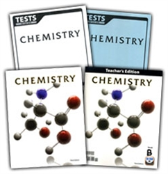 BJU Chemistry - Home School Kit (old)