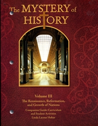 Mystery of History Volume III - Companion Guide
