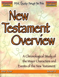 New Testament Overview Level 4 - Student