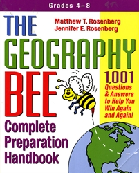 Geography Bee Complete Preparation Handbook