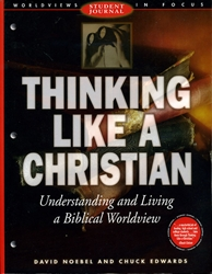Thinking Like a Christian—Student Journal