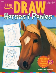 I Can Draw Horses and Ponies