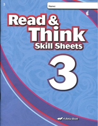 Read & Think 3 Skill Sheets
