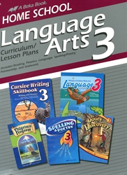 Language Arts 3 - Curriculum/Lesson Plans