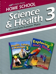 Science/Health 3 - Curriculum/Lesson Plans