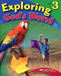 Exploring God's World - Worktext